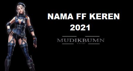 1000 Nama Ff Keren 2021 Bucin Payung Unik Dan Artinya