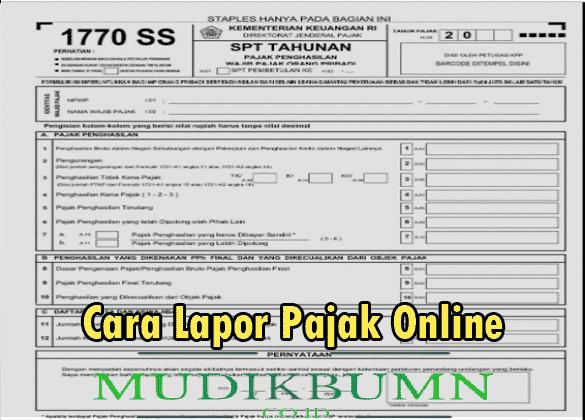 download surat formulir SS