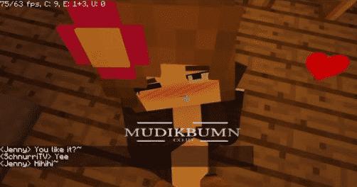 Jenny Mod Minecraft