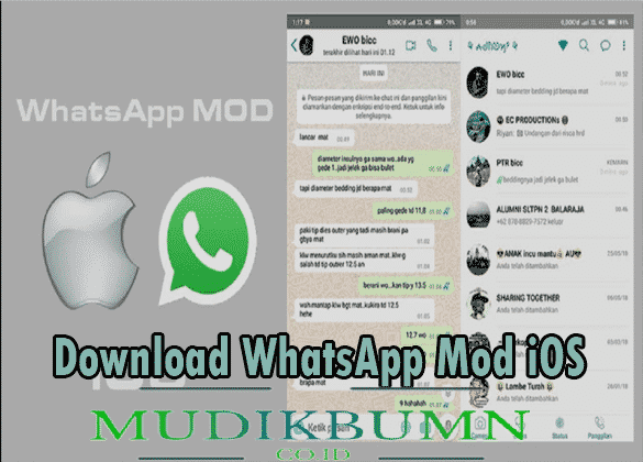 whatsapp mod ios 11 apk 2021