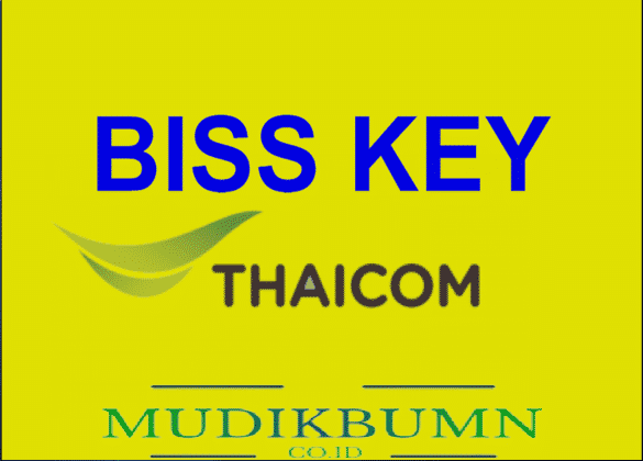 biss key thaicom 5