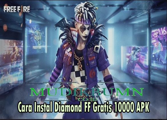 diamond ff gratis 10000 apk mod