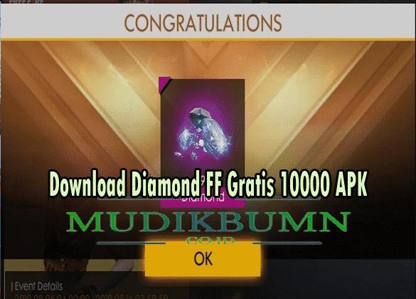 diamond ff gratis 10000 tanpa aplikasi