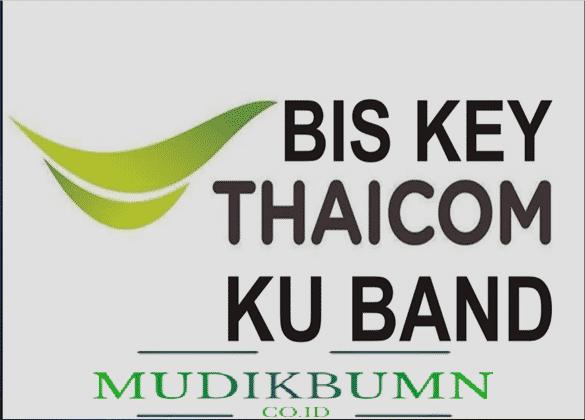 biss key thaicom 5 2021