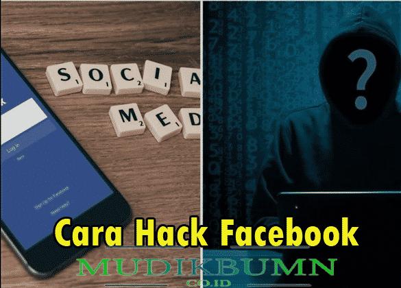 cara hack akun fb