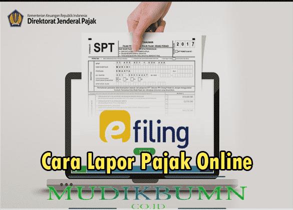cara bayar pajak secara online