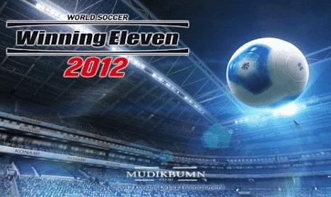 winning eleven 2012 mod apk