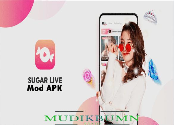download aplikasi sugar live mod apk
