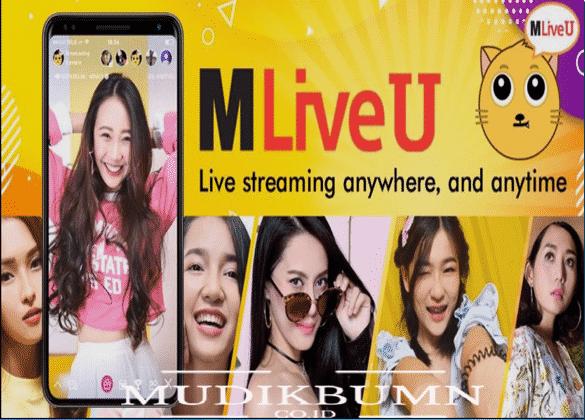 download Mlive versi gratis terbaru