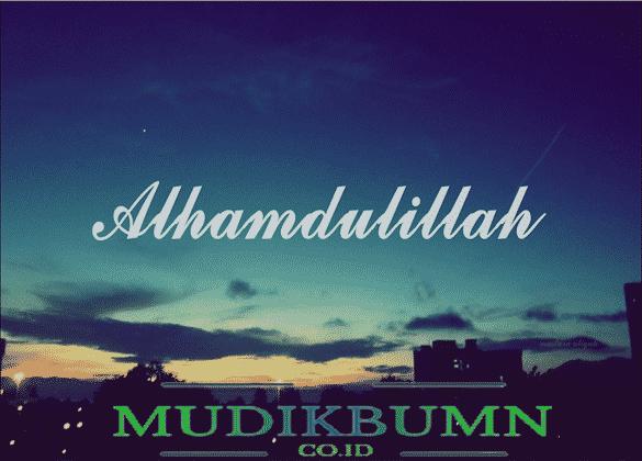 arti dan manfaat mengucapkan hamdalah atau alhamdullillah